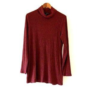 White House Black Market LS Knit Tunic